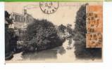 CPA-22-1924-LAMBALLE-LES BORDS DU GOUESSNANT- - Lamballe