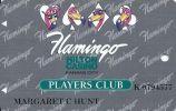 Flamingo Casino Kansas City - 4th Issue Slot Card (Printed)   ....[RSC]..... - Casino Cards