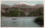 Real Photo Postcard, Laguna De Cuicocha, Al Pie Del Cotacachi (4966m). Ecuador, South America (ref.# 2704se) - Equateur