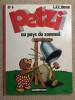 PETZI -  6. Au Pays Du Sommeil (1986, TTBE) - Petzi