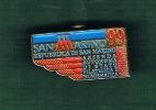 SAN MARINO - 1999 AZIENDA AUTONOMA DI STATO FILATELICA E NUMISMATICA - Pin's