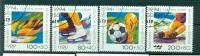 Allemagne -Germany 1994 - Michel N. 1717/20 - Aide Sportive - [7] République Fédérale