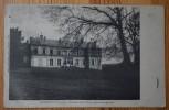 86 : Jazeneuil - Château De La Barre - Façade Sur Le Parc - (n°4882) - Autres Communes