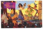 Publicité // Carte Publicitaire Walt Disney-Le Bossu De Notre Dame Carte Offerte Par Mc Donald´s - Publicité