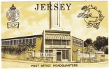 Jersey - Post Office Headquarters (1979) - Post