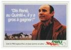 Publicité // Carte Publicitaire PMU - Publicité