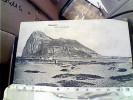 GIBILTERRA  GIBRALTAR ROCK FROM SPAIN  N1910 FB5880 - Gibilterra