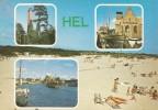 D1360 - POSTAL - HEL - VARIAS VISTAS - Postales