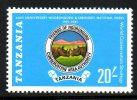 TANZANIE. N°180 De 1981. Rhinocéros. - Rhinozerosse
