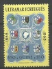 Portuguese Guinea - 1953 Stamp Centenary 50c MH *   Sc 280 - Portuguese Guinea