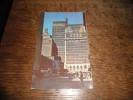 CPSM De Dallas, Texas, Street Scène With Adolphus Hotel In Background - Dallas