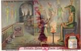 CHROMO LIEBIG - ROYAUMES DISPARUS- CEREMONIE FUNEBRE MAUSOLEE EGYPTE -FRAY BENTOS URUGUAY-COLON ARGENTINE - Liebig