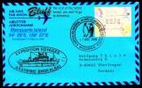"""ANTARCTIC, AAT, MACQUARIE,17.DEC 1998, Stopover M/S""""AK.SHOKALSKI"""", 3 Cachets , Look Scan !! 18.11-11 - Antarctische Expedities"""