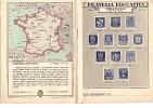 QUADERNO FILATELIA EDUCATIVA FRANCIA 1^ EDIZIONE N. 18 NON USATO - Historical Documents