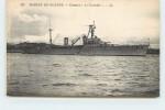 """MARINE DE GUERRE - Croiseur """" Le Tourville"""". - Guerre"""