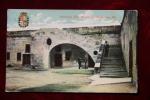ST AUGUSTINE - FORT MARION, Stairway - St Augustine