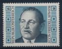 **Österreich Austria 1978 ANK 1578 Mi 1566 (1) Egon Friedell Writer MNH - 1945-.... 2ème République