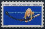 **Austria 1979 ANK 1653 Mi 1622 (1) Energy Savings Lighted Match MNH - 1945-.... 2ème République