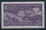 **Austria 1979 ANK 1654 Mi 1623 (1) Festival Hall MNH - 1945-.... 2a Repubblica