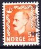 NORVEGE 1950 YT N° 330 Obl. - Usados