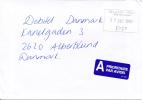PP-stamp Port Payé Commercial Cover 300 Akranes - 27 October 1999 To Denmark - 1944-... Republique