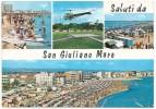 Saluti Da San Giuliano Mare - Rimini - H2736 - Rimini