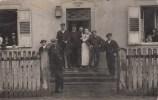 Maison De La ,famille ROTH & SCHWING En 1913 à BISCHHEIM - Identifizierten Personen