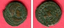 MAGNENCE I   AE3  TREVES  ( C 120 ,RIC 269  ) TB  20 - 7. L'Empire Chrétien (307 à 363)