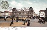 Bruxelles - Gare Du Nord - 2 SCANS - Chemins De Fer, Gares