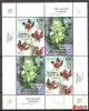 Bosnia Croatian Post - Flora 2014 Mini Sheet MNH - Bosnia And Herzegovina
