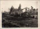 Photographie Originale - Un Coin Des Ruines De OULCHES (02) En  Juillet 1917 - Guerre, Militaire