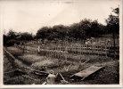 Photographie Originale - Le Cimetière Militaire De Dommange En Juillet 1918 - Guerre, Militaire