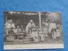 ISERE-GRENOBLE-EXPOSITION DE GRENOBLE 1925-VILLAGE AFRICAIN 7 LES CUISINES-ANIMEE - Grenoble