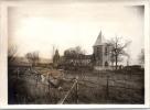 Photographie Originale - Une église En Partie En Ruines (non Localisé) 1918 - Guerre, Militaire
