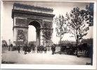 Photographie Originale - PARIS - L'arc De Triomphe En 1919 - Guerre, Militaire