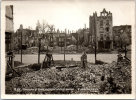 Photographie Originale - REIMS - Avenue De La Gare En Ruines - Guerre, Militaire