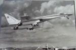 SUPER SONIC CONCEPT   NORTH AMERICAN AVIATION - 1946-....: Moderne