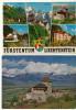 4 Cards Liechtenstein 3 Postally Used Sixties - Liechtenstein
