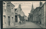 SAVIGNY SUR BRAYE - La Grande Rue - France
