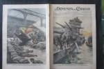 LA DOMENICA DEL CORRIERE 1919 SCAPA FLOW NAVI DA GUERRA PALOMBARI LONDRA OLYMPIA TANKS CARRARMATI ESIBIZIONE - Vieux Papiers