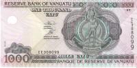Vanuatu - Pick 10 - 1000  Vatu 2002 - Unc - Vanuatu