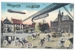 Calcar In Der Zukunft  Kalkar Markt Deutschland Allemagne 1919 Niederrhein - Sin Clasificación