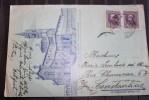 PP - ERYTHREE - ERITREA - Cattedrale Di ASMARA - Carte Lettre De La Mission Catholique Française à ASMARA - Erythrée