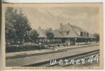 """Bei Wiesbaden V. 1922  Bahnhofswirtschaft """"Eiserne Hand"""",Inh. Hch. Kraft (14845) - Wiesbaden"""