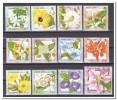 Pitcairn Eilanden 2000, Postfris MNH, Flowers - Pitcairneilanden