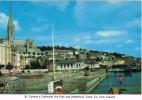 15749. Postal CORK (Ireland) Cathedral COLMAN'S In Cork Harbour - Cork