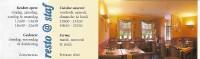 WEMMEL RETO STAF Mini Double Carte Publicitaire - Wemmel