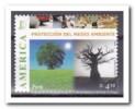 Peru 2004, Postfris MNH, Trees - Peru