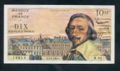 """10 Nouveaux Francs  """"Richelieu""""  SUP  2/ 6 / 1960 R92 - 1959-1966 Nouveaux Francs"""