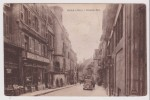 CPA - DOLE - Grande Rue  --       Boutique - DOCKs FRANC COMTOIS Epicerie Mercerie  -  Vieille Voiture Ancienne - Dole